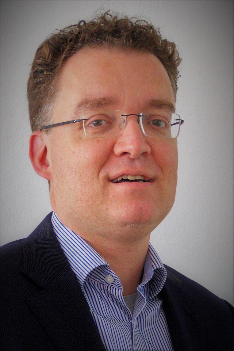 Leo-Geert van den Berg, directeur vaste netwerken bij Ziggo. Beeld Ziggo