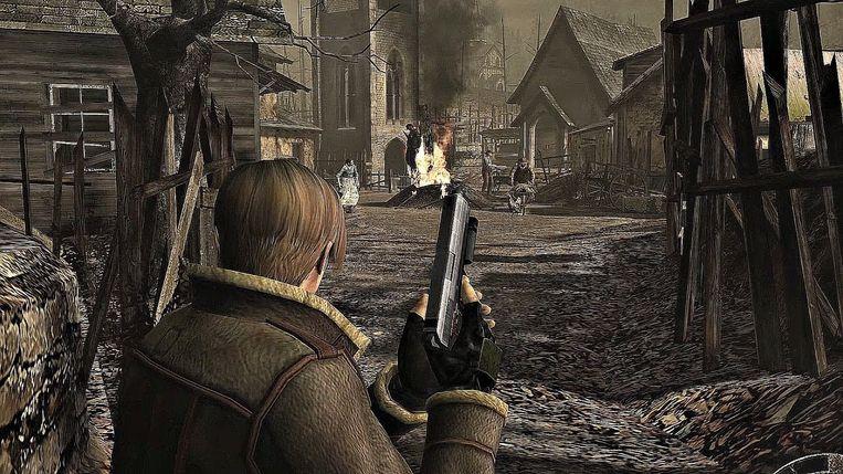 Resident Evil 4 Beeld Capcom