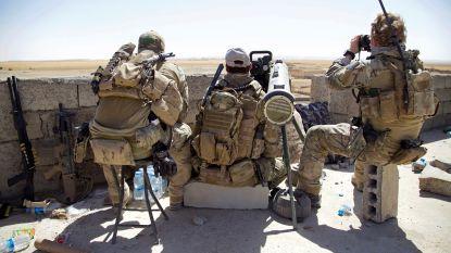 Belgische militairen in Irak mogen kamp niet verlaten
