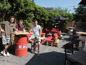 Voormalige taverne Raly herleeft als pop-up zomerbar
