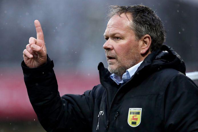 Cambuur-coach Henk de Jong: 'Dit is de grootste schande in de geschiedenis van de Nederlandse sport'