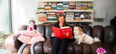 Illustrator Yvonne Jagtenberg lag nachten wakker: 'Ik dacht: dit is het einde van mijn loopbaan'