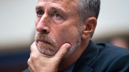 Congres krijgt indrukwekkende veeg uit de pan van Jon Stewart voor nalatigheid steun 9/11-hulpverleners