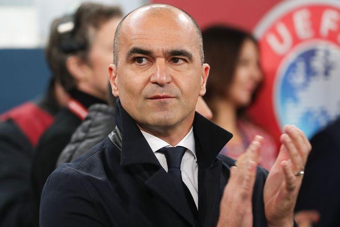 Casse-tête en vue pour Roberto Martinez?