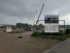 Herbouw afgebrande Karwei in Apeldoorn komt op gang