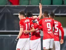AZ hoort volgende week of topper tegen Ajax in eigen stadion wordt gespeeld