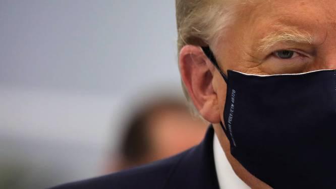 """Trump heeft corona: """"zijn familie neemt waarschijnlijk de campagne over"""""""