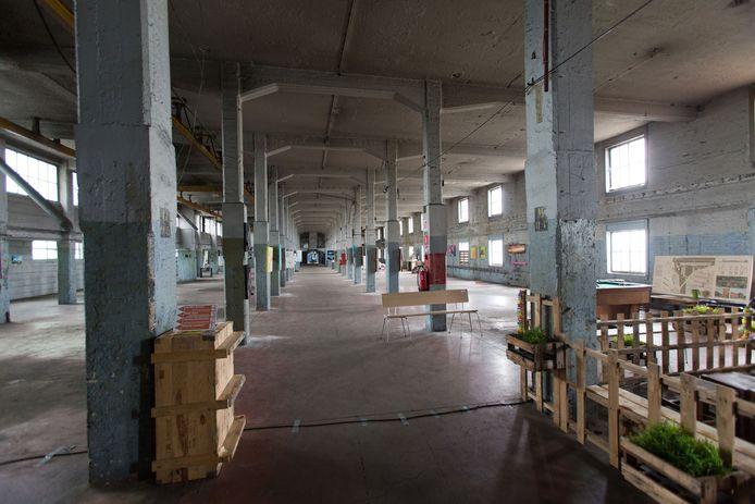 In de voormalige chocoladefabriek van Nerem komt er een woonproject.