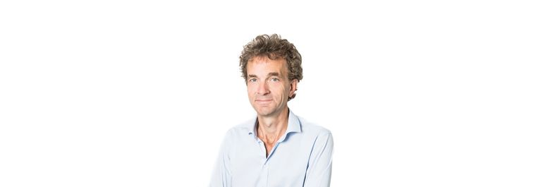 Jean Pierre Geelen Beeld De Volkskrant
