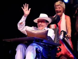 Tribute voor Eddy Wally op Gentse Feesten