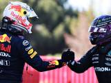 Hamilton blijft Verstappen voor in razend spannende kwalificatie