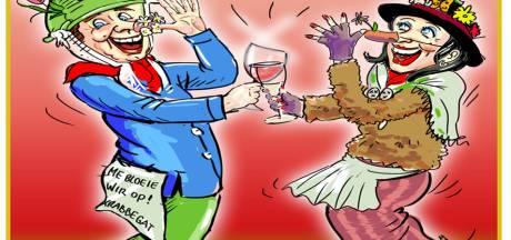 Krabbengat krijgt vastenavendwijn 'Me bloeie wir op'