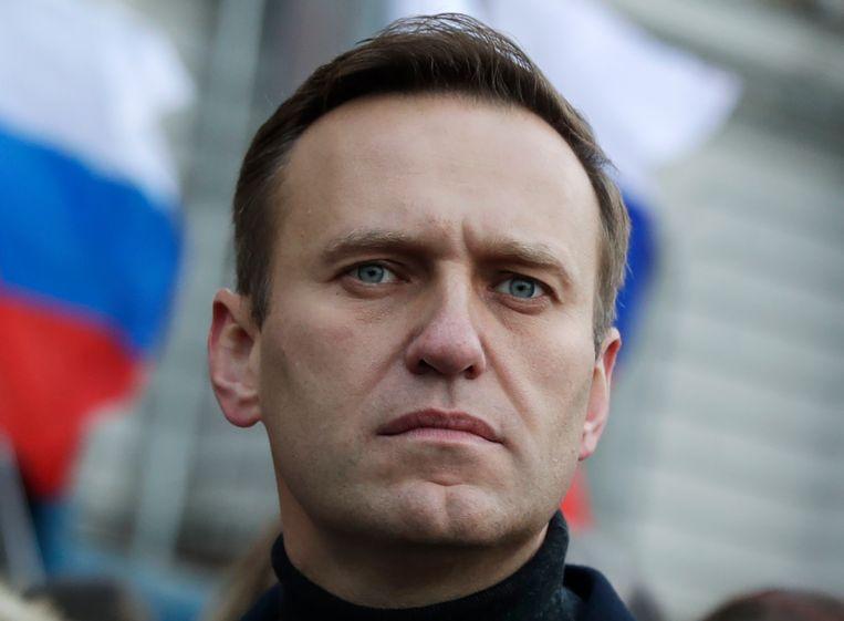 Alexej Navalny. Beeld AP