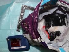 Uiterst gevaarlijke fentanyl gevonden in schuurtje Eindhoven, 'Kleine hoeveelheid kan al dodelijk zijn'