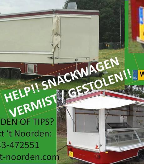 Snackkar in Aalten gestolen, vlak voor de kermis begint