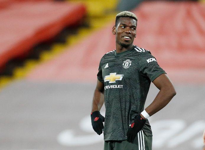 Paul Pogba et Manchester United restent en tête.