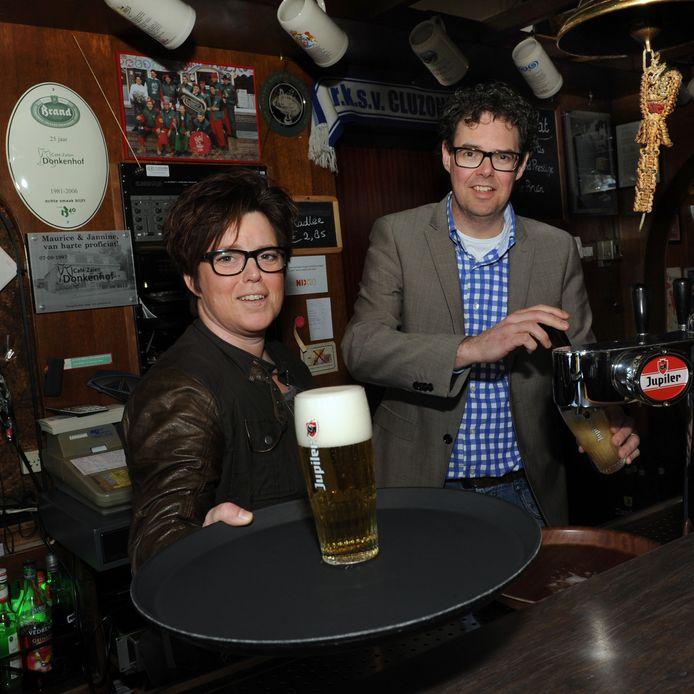 Maurice en Jannine Broeren runnen sinds 1997 samen het bedrijf dat overgrootvader Peer in 1919 begon.
