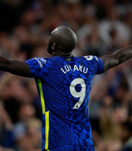 "Romelu Lukaku, double buteur à Stamford Bridge: ""J'en rêve depuis mes onze ans"""