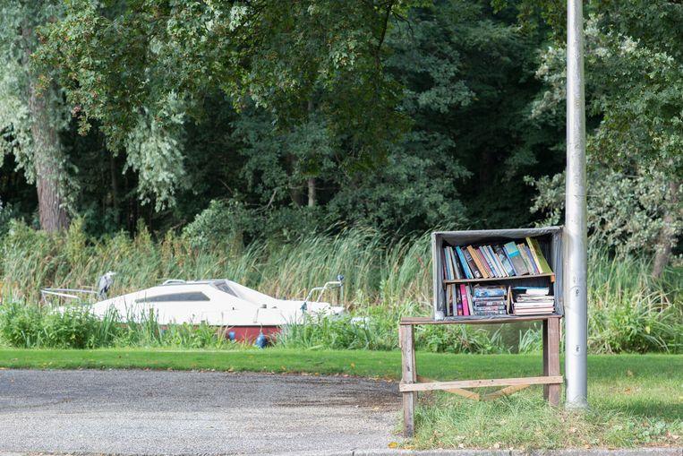 Amstelveen, aan de bosrand. Beeld Saskia Wesseling