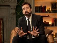 Schelden mag van Nicolas Cage