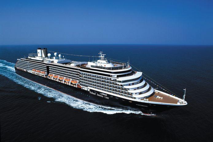cruiseschip MS Westerdam