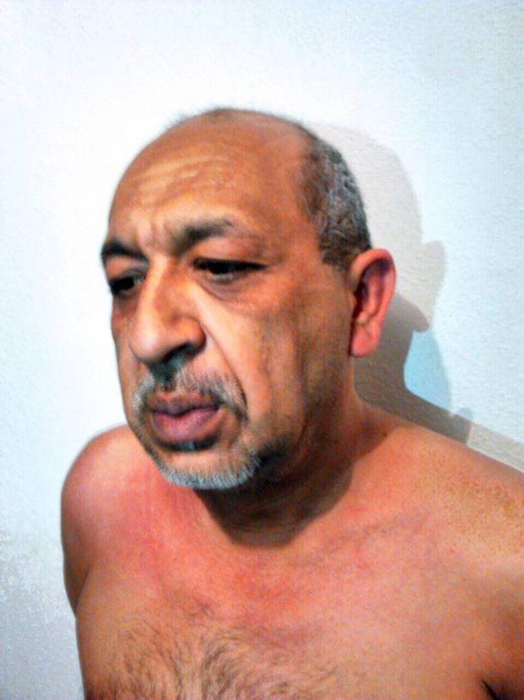 Servando Gómez na zijn arrestatie. Beeld AFP