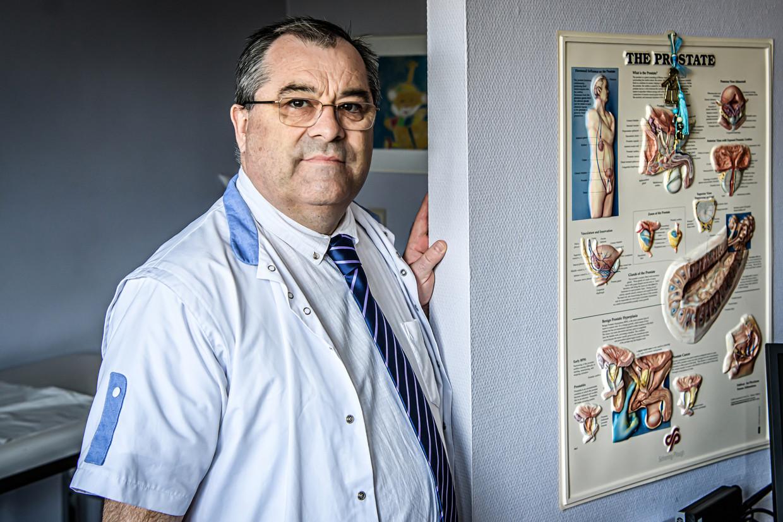 'Als je een erectieprobleem hebt, loop je vijf keer meer kans op een hartfalen in de nabije toekomst' Beeld Geert Van de Velde