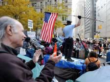 Politie ontruimt kamp Occupy in New York