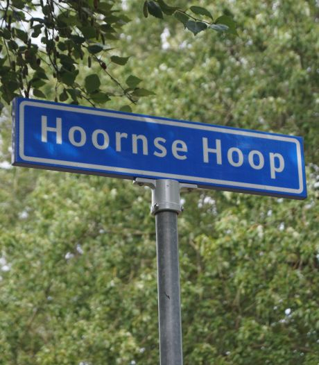 Oeps! Spelfout in nieuwe straatnaam in Bunschoten