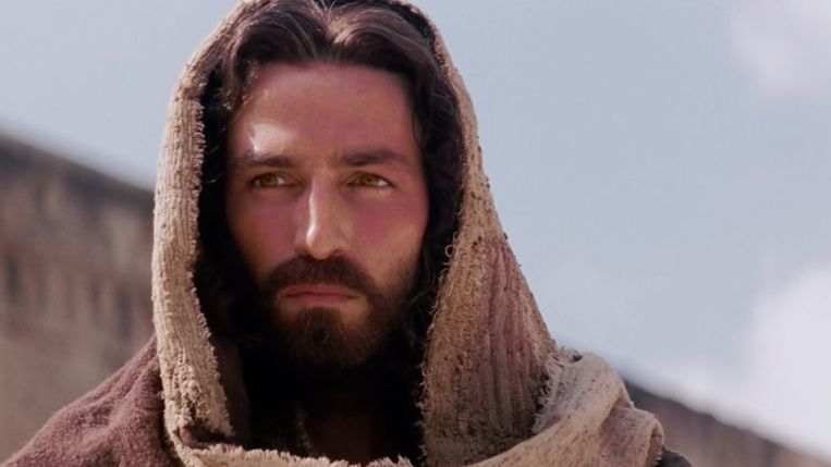 Jim Caviezel in 'The Passion of the Christ'.