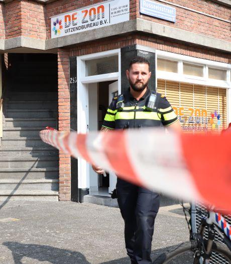 Gewapende overval gepleegd op uitzendbureau, politie zoekt nog naar verdachten