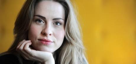 Actrice Sanne Langelaar in verwachting