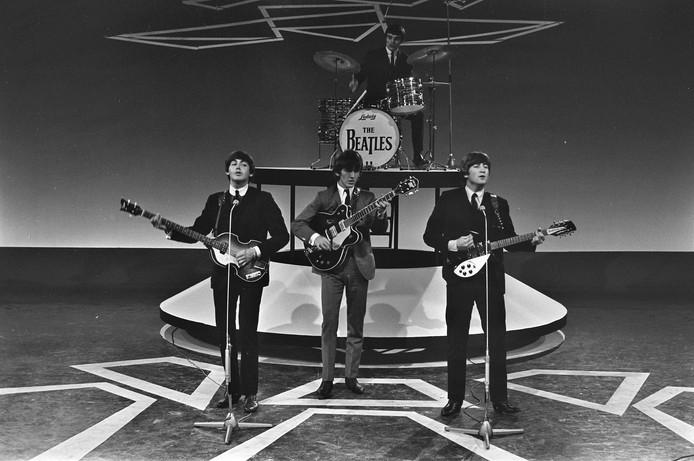 Welgestelde muziekliefhebbers kunnen de hand leggen op een bijzonder item van The Beatles.