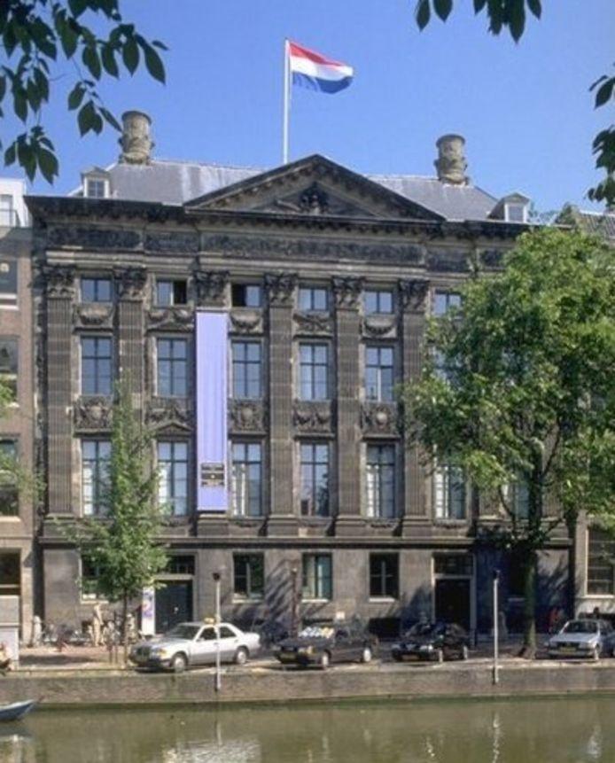 De Koninklijke Nederlandse Akademie voor Wetenschappen (KNAW) in Amsterdam