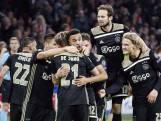 Mazraoui bezorgt Ajax in blessuretijd zege op Benfica