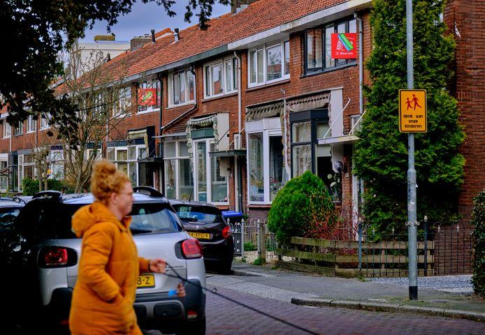 De beschikbare huizen zijn zo verkocht.
