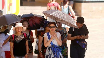 Spanje kreunt onder hittegolf, temperaturen tot 42 graden verwacht