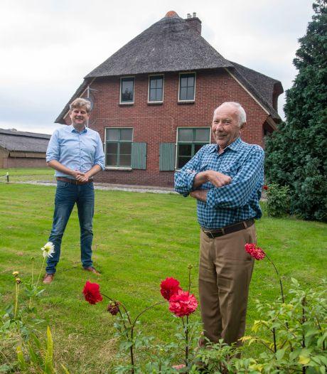 Na heel leven op deze boerderij verhuist Diederik (84) nu naar een appartement: 'Ik wen hier zeker'