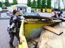 Geen rust voor medewerkers Waardlanden door de oneindige stroom van afval