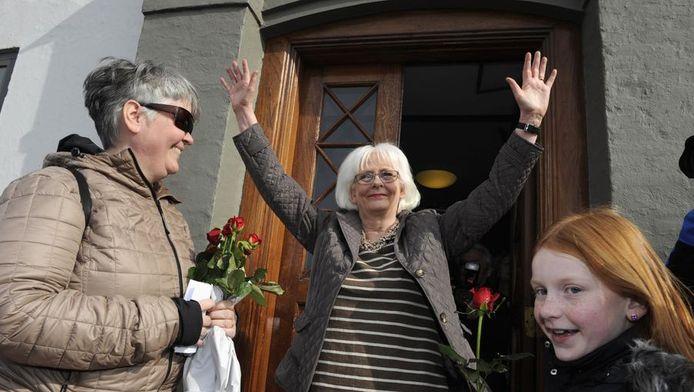 Peilingen geven een slecht resultaat aan voor Sigurdardottir.