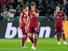"""Le """"black-out collectif"""" du Bayern, écrasé en Coupe à Mönchengladbach"""