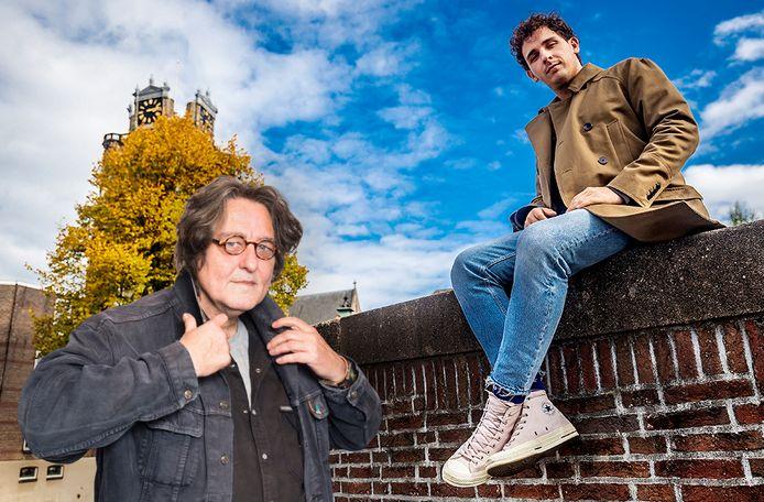 Zanger Nielson heeft onder zijn eigen naam - Niels Littooij -  het album 'Grijs' uitgebracht. Een album dat Kees Thies graag onder de aandacht wil brengen.