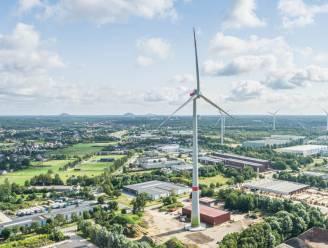 Nieuwe windturbine op Genks firmaterrein start binnenkort met productie