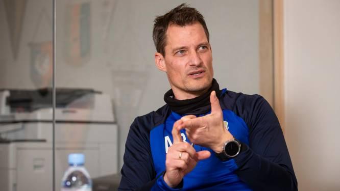"""Alexander Blessin, de succescoach van KV Oostende: """"We spelen volgens de wetten van de jungle, we zijn jagers"""""""