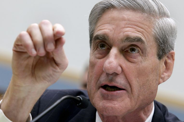 Speciaal aanklager Robert Mueller. Beeld REUTERS