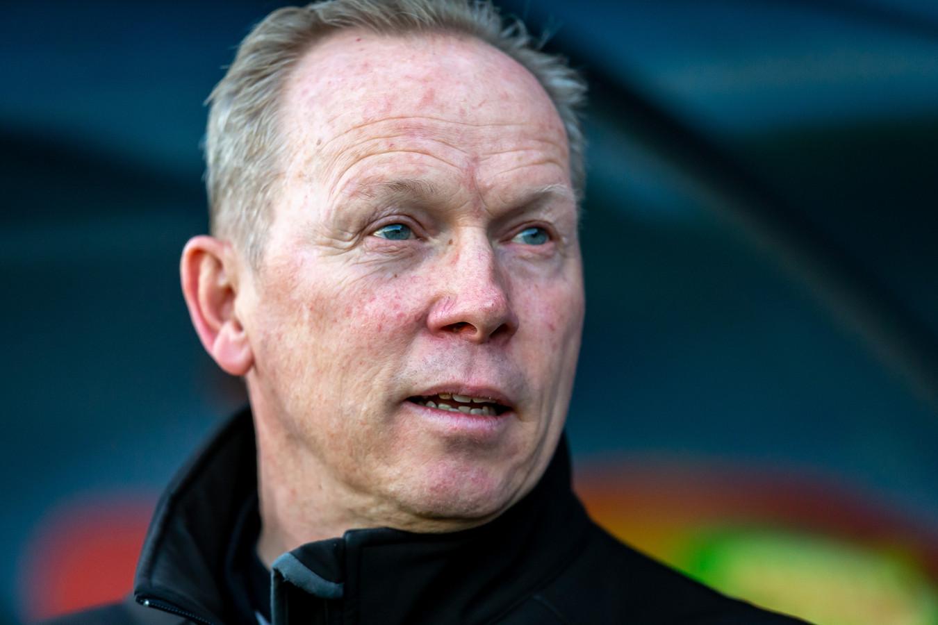 Helmond Sport-trainer Wil Boessen speelt met zijn ploeg nog een belangrijke rol in de laatste speelronde van de Keuken Kampioen Divisie.