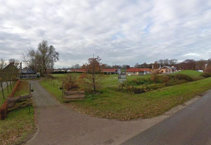 Vakantiepark Landgoed Old Heino, waar circa tweehonderd arbeidsmigranten volgens de FNV in slechte omstandigheden wonen.