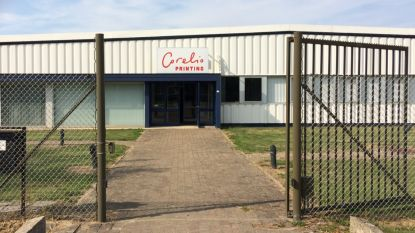 Corelio Printing legt boeken neer: 160 personeelsleden hopen op doorstart