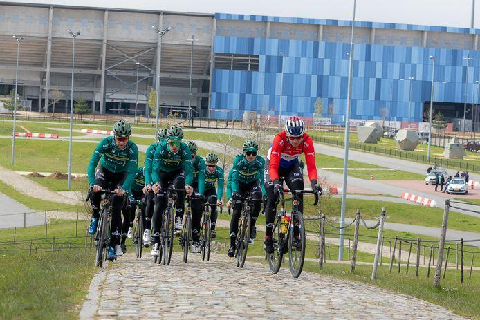 De mannen van De IJsselstreek waren dit jaar een klasse apart in de clubcompetitie.