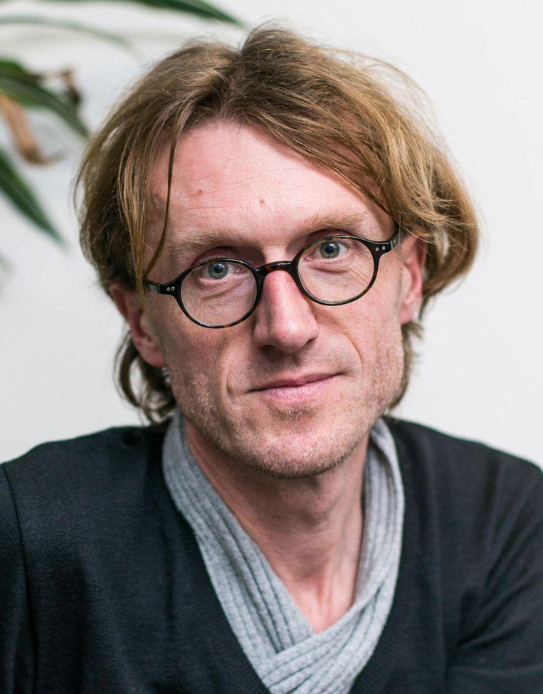 Ignaas Devisch. Beeld Joost De Bock